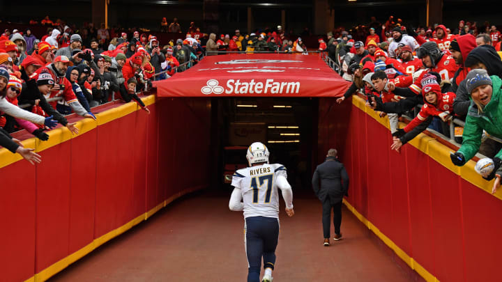(Photo by Peter G. Aiken/Getty Images) – LA Chargers