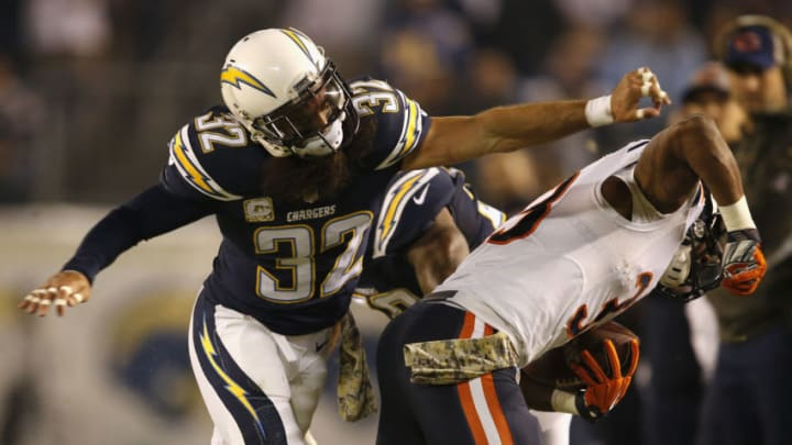 (Photo by Sean M. Haffey/Getty Images) - LA Chargers