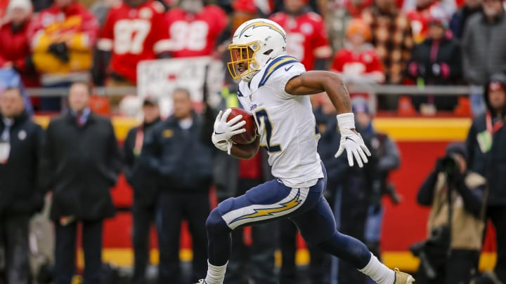 (Photo by David Eulitt/Getty Images) – LA Chargers