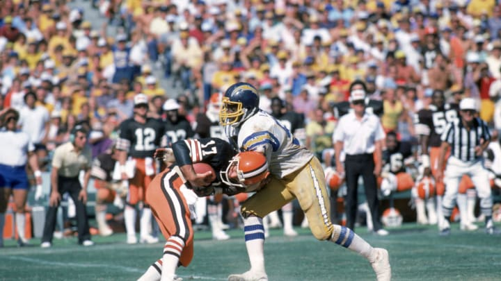 (Photo by George Rose/Getty Images) – LA Chargers