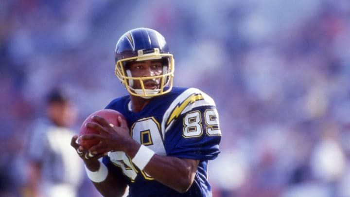 LA Chargers Wes Chandler (Photo by Owen C. Shaw/Getty Images)