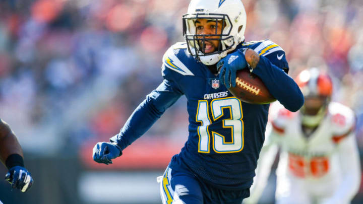 LA Chargers Keenan Allen (Photo by Jason Miller/Getty Images)
