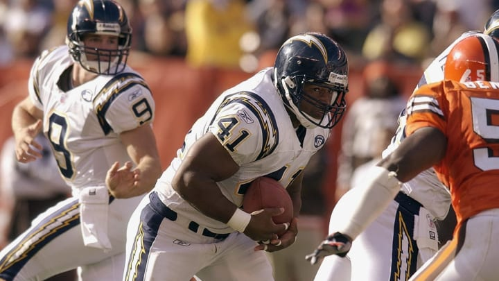 (Photo by David Maxwell/Getty Images) – LA Chargers