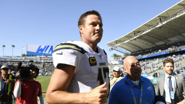 (Photo by Kevork Djansezian/Getty Images) - LA Chargers