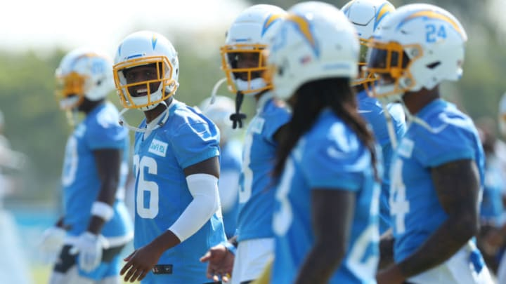 LA Chargers (Photo by Joe Scarnici/Getty Images)