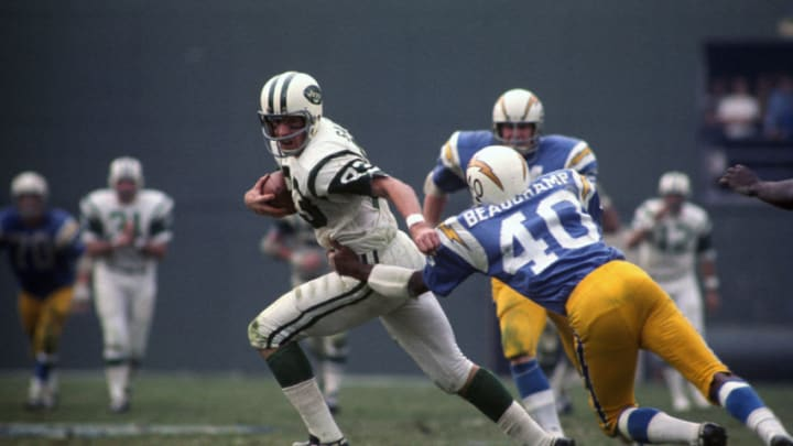 LA Chargers (Photo by Focus on Sport/Getty Images)