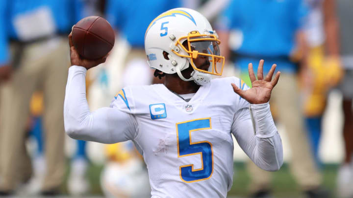 (Photo by Bobby Ellis/Getty Images) – LA Chargers