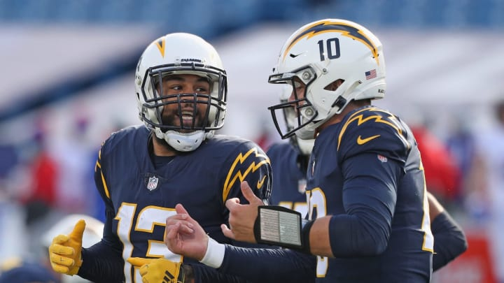 (Photo by Bryan M. Bennett/Getty Images) – LA Chargers