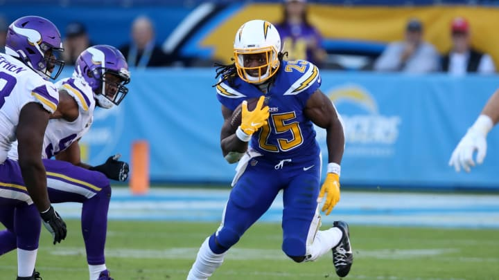 (Photo by Rob Leiter via Getty Images) – LA Chargers