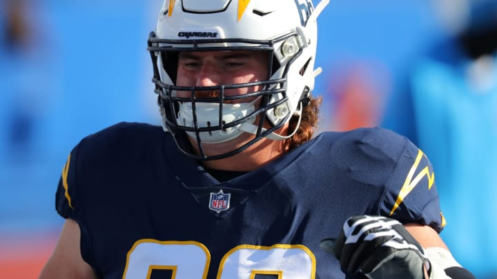 (Photo by Timothy T Ludwig/Getty Images) – LA Chargers