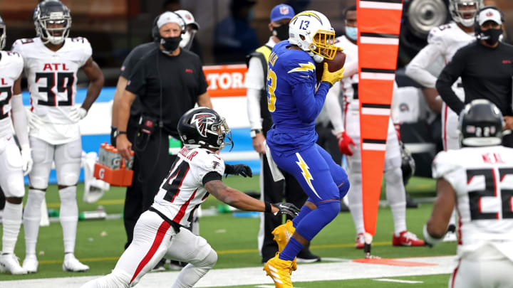 (Photo by Sean M. Haffey/Getty Images) – LA Chargers