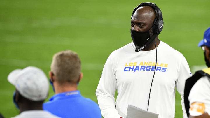 (Photo by Chris Unger/Getty Images) – LA Chargers
