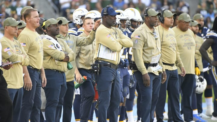 (Photo by John McCoy/Getty Images) – LA Chargers