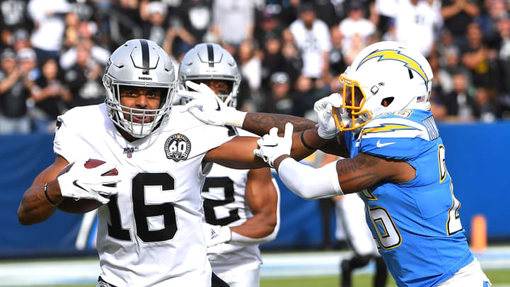 (Photo by Jayne Kamin-Oncea/Getty Images) – LA Chargers