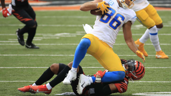 (Photo by Andy Lyons/Getty Images) – LA Chargers