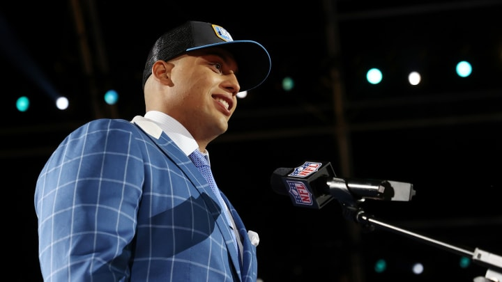 (Photo by Gregory Shamus/Getty Images) – LA Chargers