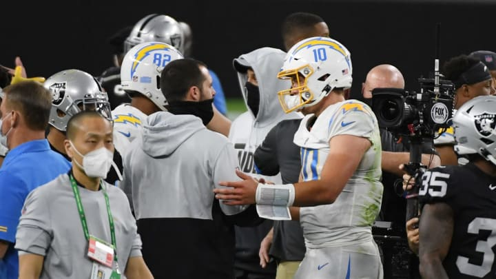 (Photo by Ethan Miller/Getty Images) – LA Chargers