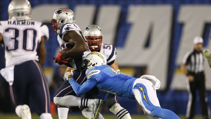(Photo by Todd Warshaw/Getty Images) – LA Chargers