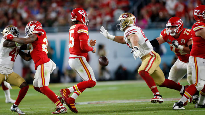 (Photo by Michael Zagaris/San Francisco 49ers/Getty Images) – LA Chargers