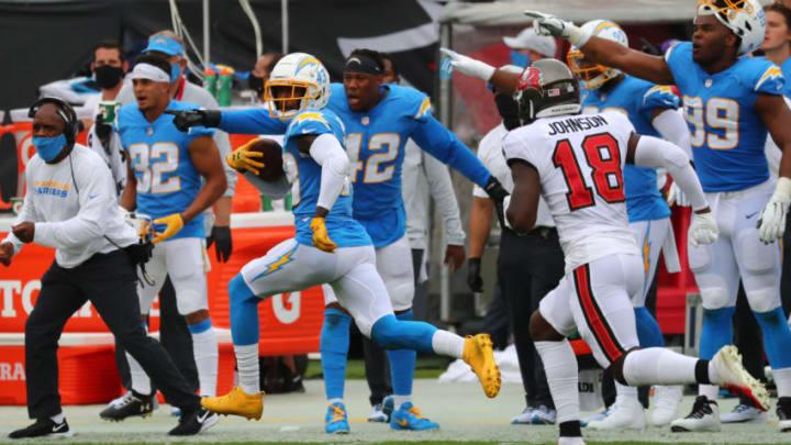 Michael Davis, LA Chargers (Kim Klement-USA TODAY Sports)