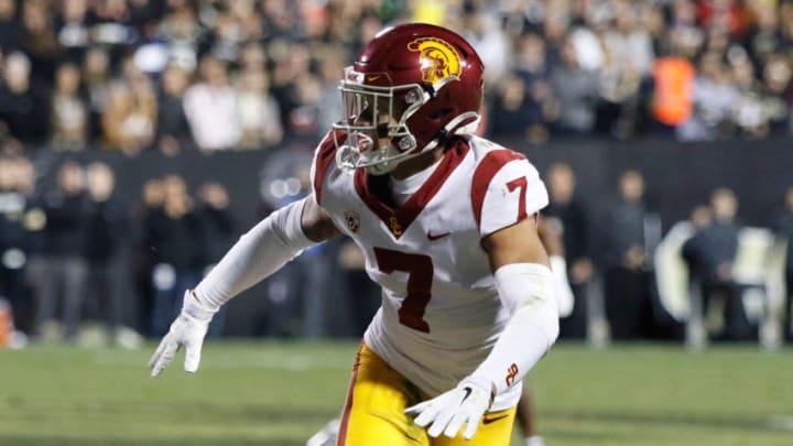 USC football has defensive backs on the mind. (Alicia de Artola/Reign of Troy)