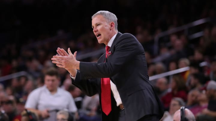 USC basketball has loaded up on transfers, now adding Drew Peterson to the mix. (Jayne Kamin-Oncea/Getty Images)