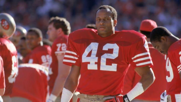 Ronnie Lott is a legend among USC defensive backs. (Dan Honda/Getty Images)
