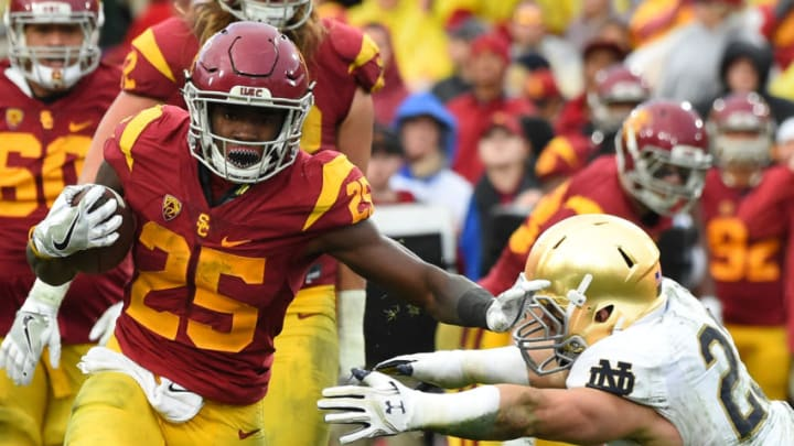 USC football has had some top running backs this century. (Jayne Kamin-Oncea/Getty Images)