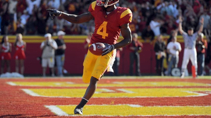 Joe McKnight is one of USC football's best backs of the century. (Harry How/Getty Images)