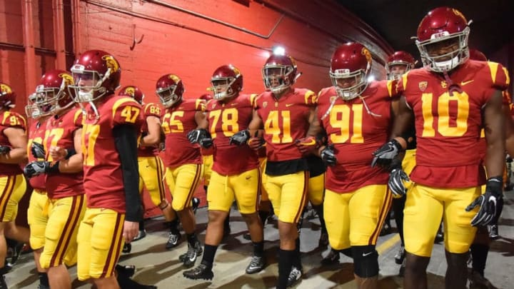 Who will join USC football's 2021 recruiting class next? (Jayne Kamin-Oncea/Getty Images)