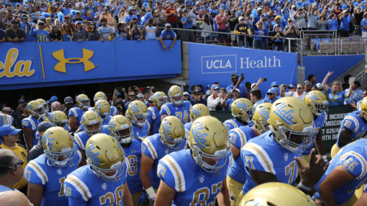 USC football rival UCLA. (Katharine Lotze/Getty Images)