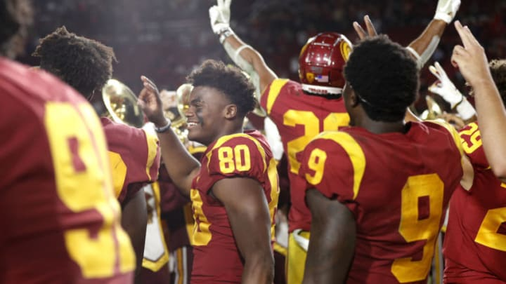 USC football. (Meg Oliphant/Getty Images)