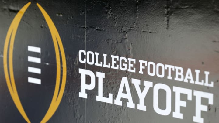 USC football is aiming for the College Football Playoff. (Streeter Lecka/Getty Images)