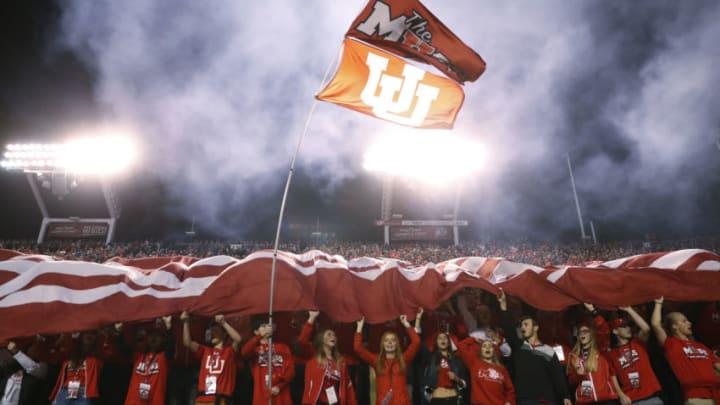 USC football opponent Utah. (Jeff Swinger-USA TODAY Sports)