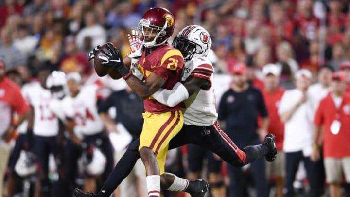 USC football vs. Utah. (Kelvin Kuo-USA TODAY Sports)