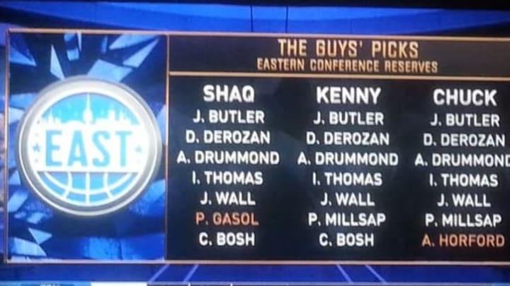 All Star EC Reserves Inside NBA Panel