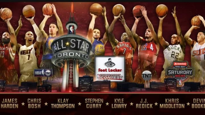 3 point contest