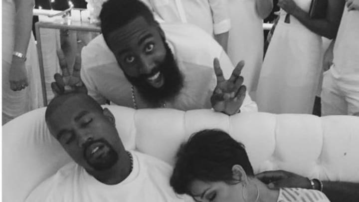 Harden and Kanye