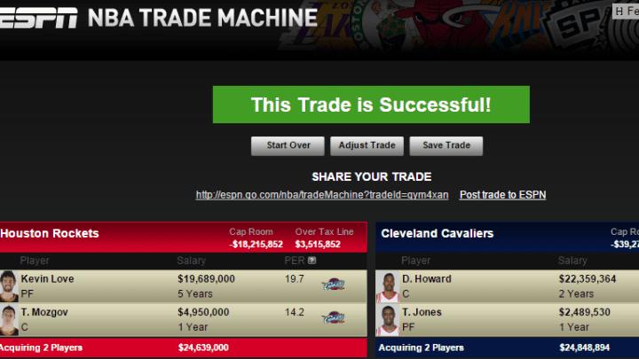 howard-cavs trade
