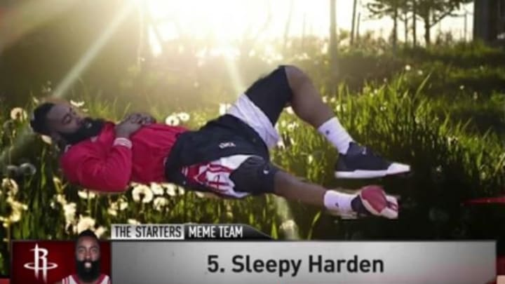 Harden Sleepy