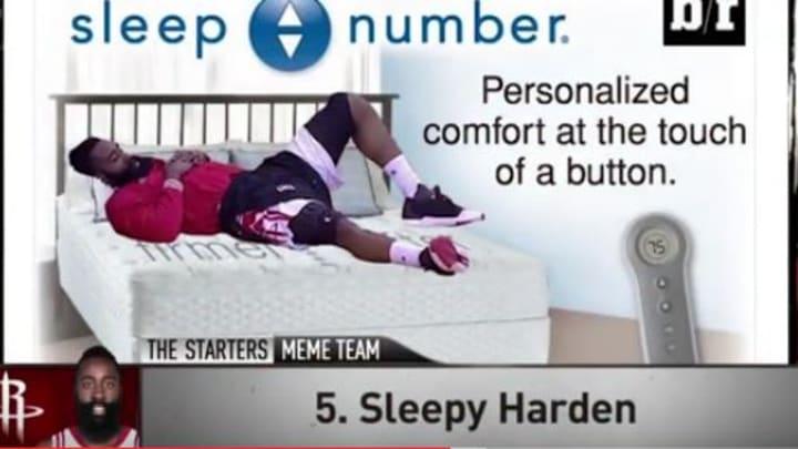 Harden Sleepy BR