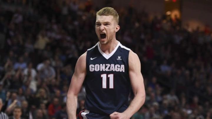 NCAA Basketball: West Coast Conference Tournament-Gonzaga vs Saint Mary