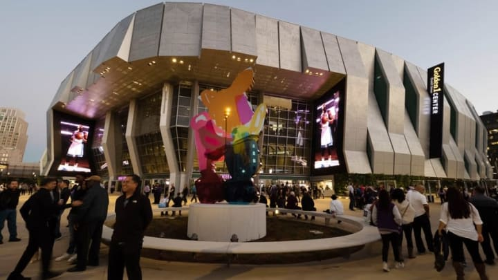 Oct 29, 2016; Sacramento, CA, USA; A general view of Golden 1 Center prior to the game between the Minnesota Timberwolves and the Sacramento Kings. Mandatory Credit: Kelley L Cox-USA TODAY Sports