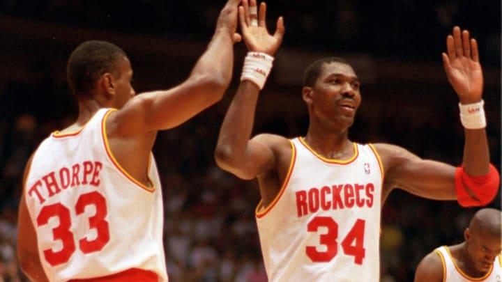 Houston Rockets – Hakeem Olajuwon