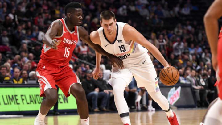 Houston Rockets Clint Capela (Photo by AAron Ontiveroz/The Denver Post via Getty Images)