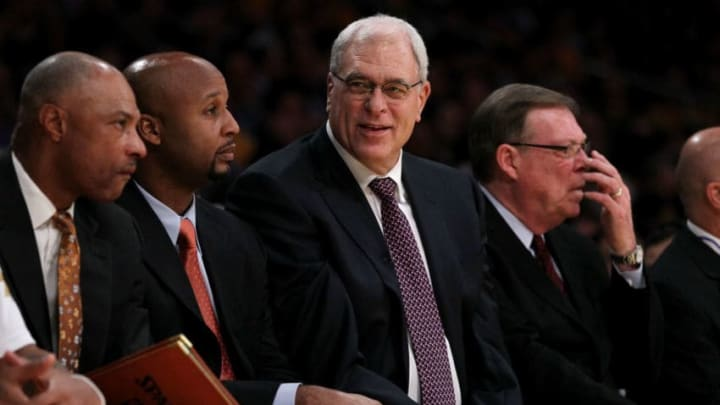 Phil Jackson (Photo by Jeff Gross/Getty Images)