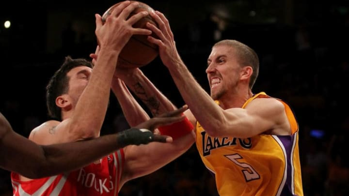 Houston Rockets Brad Miller (Photo by Jeff Gross/Getty Images)