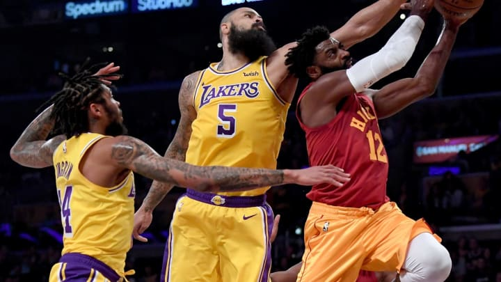 Tyson Chandler (Photo by Harry How/Getty Images)