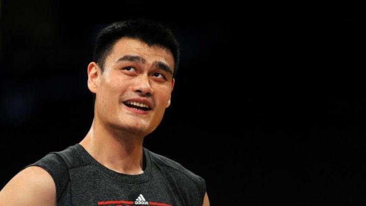 Houston Rockets - Yao Ming (Photo by Lisa Blumenfeld/Getty Images)