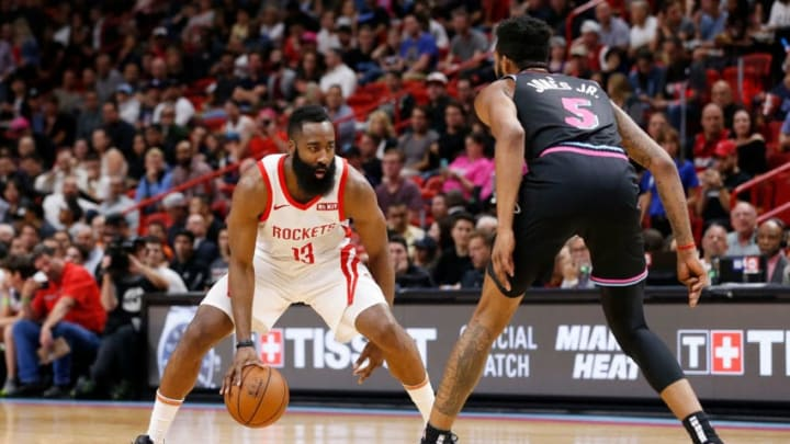 Houston Rockets James Harden (Photo by Michael Reaves/Getty Images)
